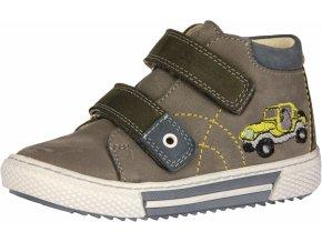 Celoroční obuv Szamos 1592-20073 bugatka