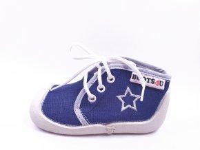 Boots4you Modrá blues 1