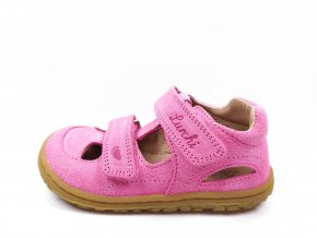 Letní obuv Lurchi 33-50002-23 Suede Fuxia