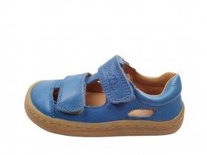 Letní obuv barefoot Froddo G3150197-5 Jeans