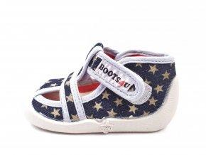 Boots4you Hvězda tmavá 1