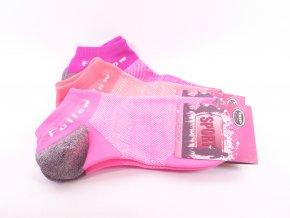 Ponožky Knebl nízké - dívčí