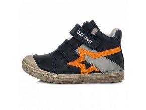 Celoroční obuv DDstep A049-87 Royal blue