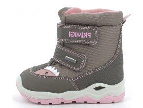 Zimní boty Primigi 8366133 s membránou
