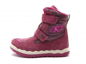 Zimní boty Primigi 8382344 s membránou