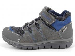 Celoroční obuv Primigi 8386177 chlapecké s membránou