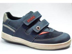 Celoroční obuv Fare 2615104 modré