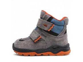 Zimní boty Primigi 8366033 s membránou
