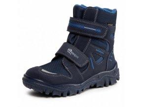 Zimní obuv Superfit 1-809080-8300 blau/blau