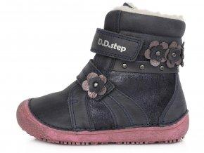 Zimní obuv DDstep W063-580 Royal blue