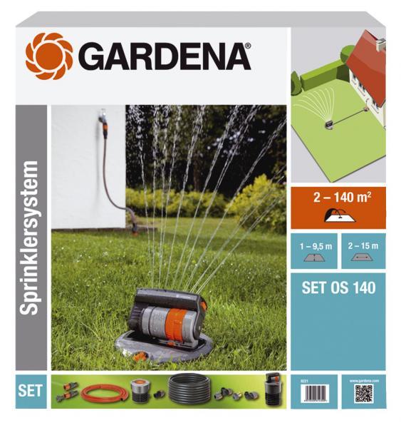 Kompletní sada Sprinklersystem