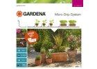 Startovací sady pro rostliny v květináčích
