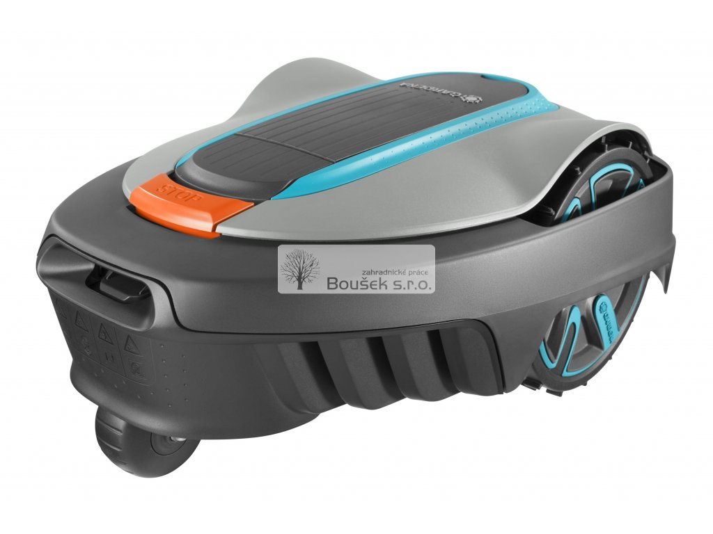GARDENA Robotická sekačka Sileno city 250