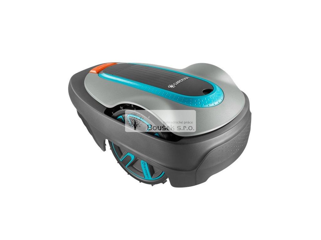 GARDENA Robotická sekačka Sileno city 500