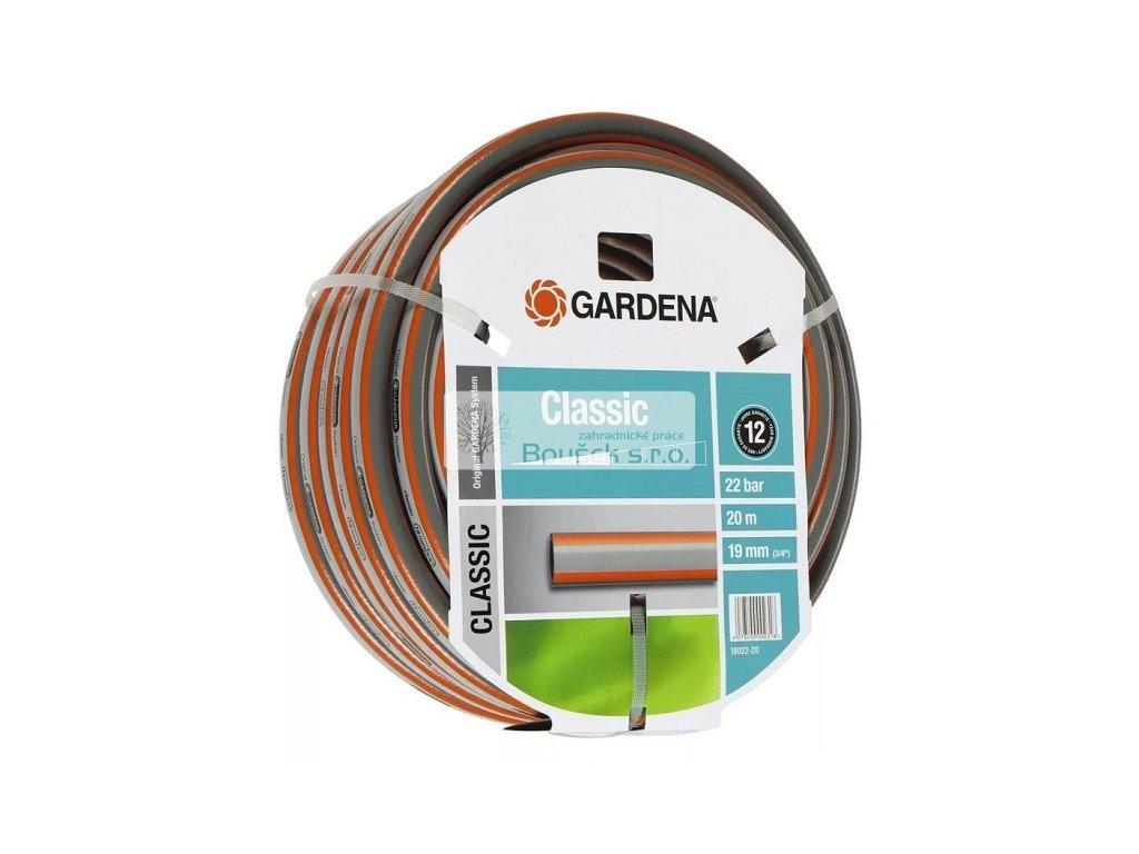 GARDENA Hadice Classic (3/4) 20 m bez armatur