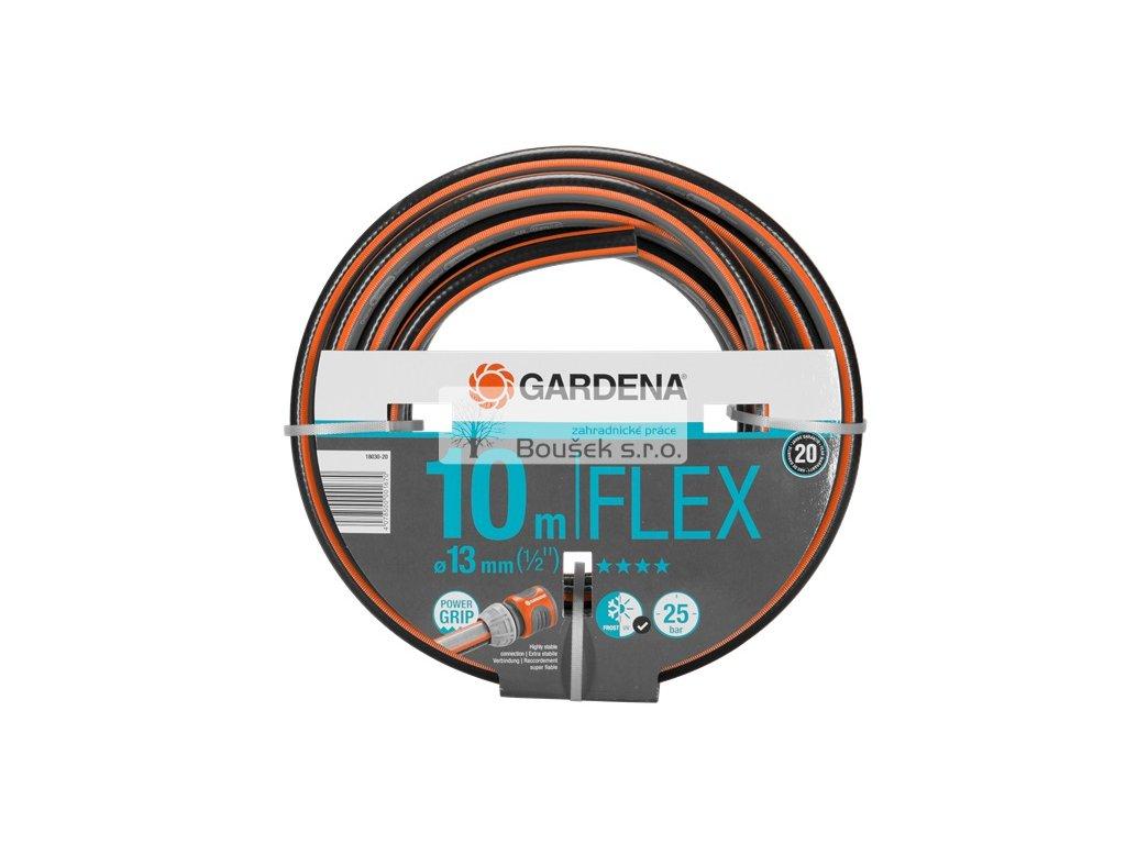 GARDENA Hadice Comfort FLEX 9x9 (1/2) 10 m bez armatur