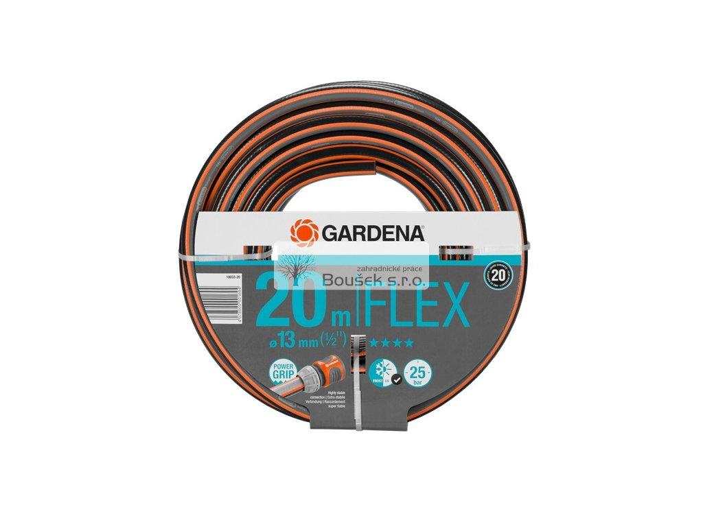 GARDENA Hadice Comfort FLEX 9x9 (1/2) 20 m bez armatur