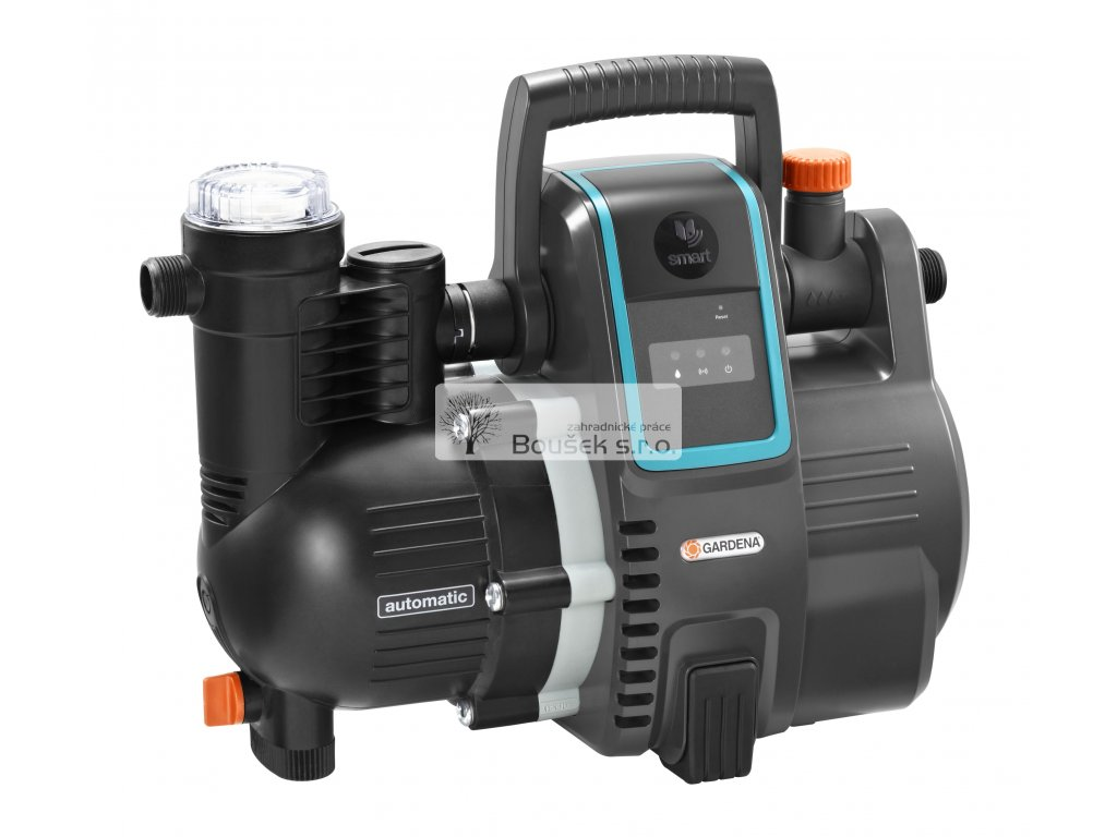 GARDENA Smart domácí vodní automat, 1300 W, 5000 l/h, 5 bar