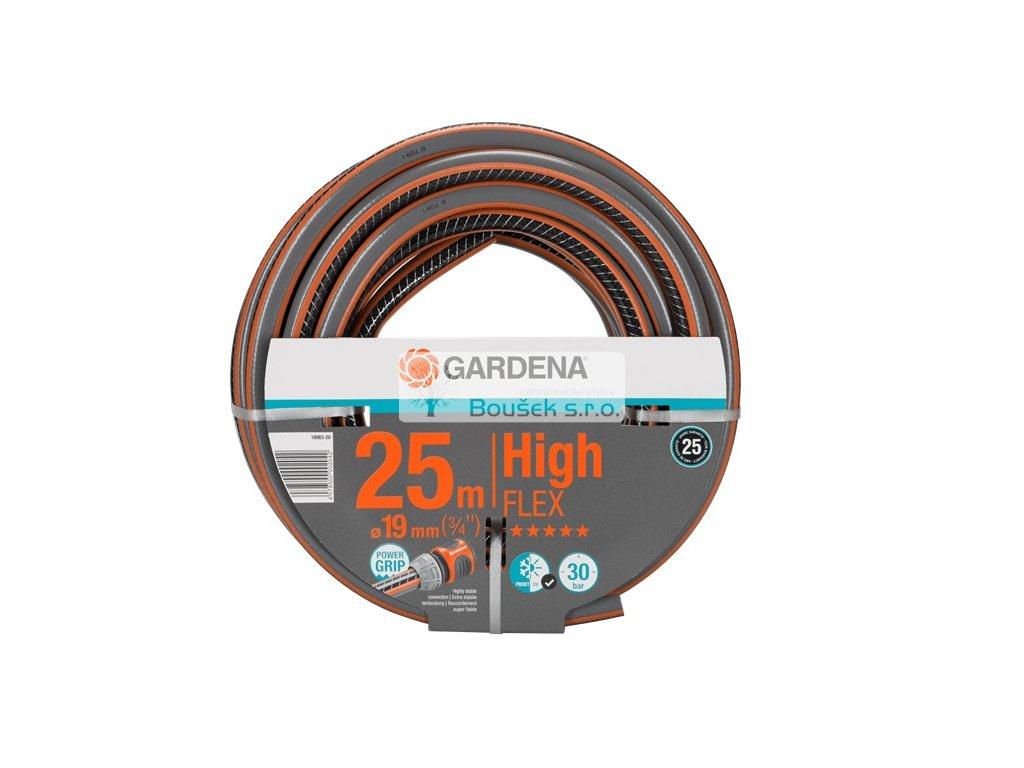 GARDENA Hadice Comfort HighFLEX 10x10 (3/4) 25 m bez armatur