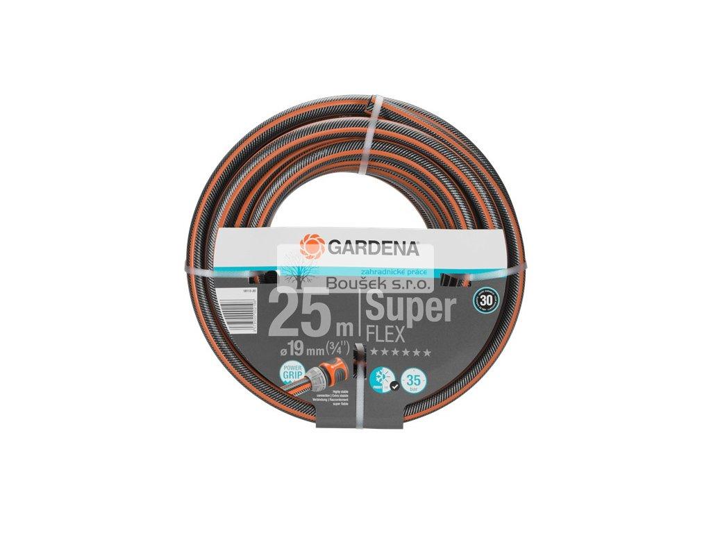 GARDENA Hadice Premium SuperFLEX 12x12 (3/4) 25 m bez armatur
