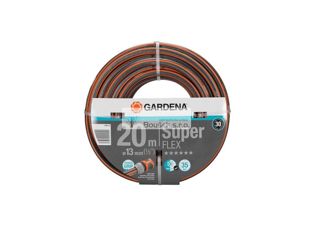 GARDENA Hadice Premium SuperFLEX 12x12 (1/2) 20 m bez armatur