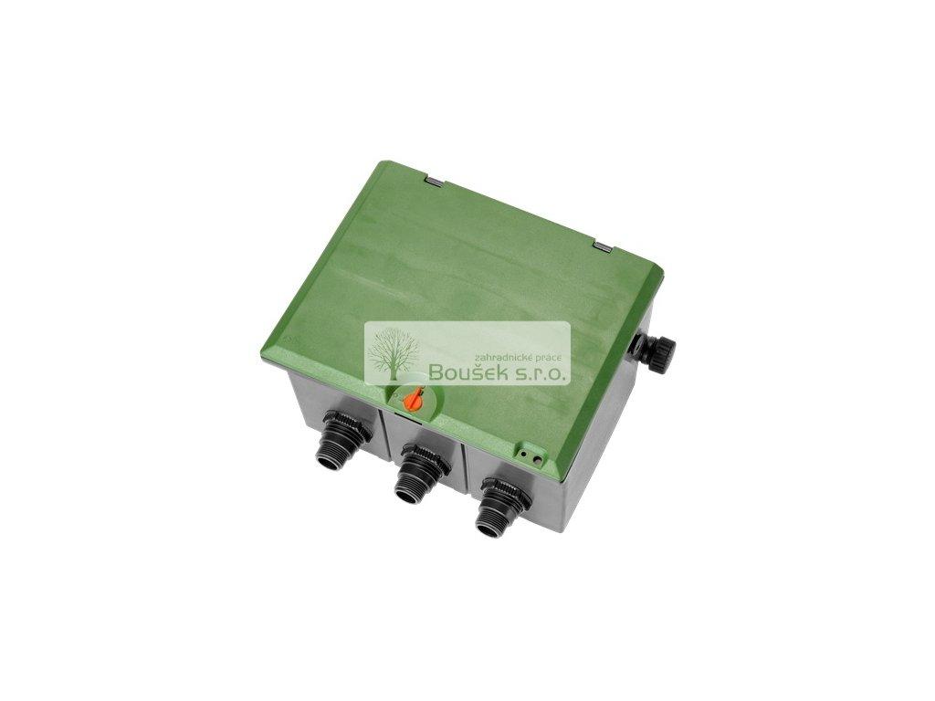 GARDENA Box na ventily V3 (bez ventilů)