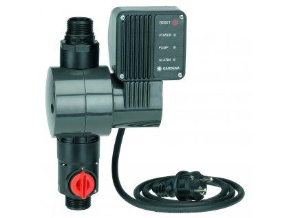 GARDENA Elektronický tlakový spínač s pojistkou chodu nasucho
