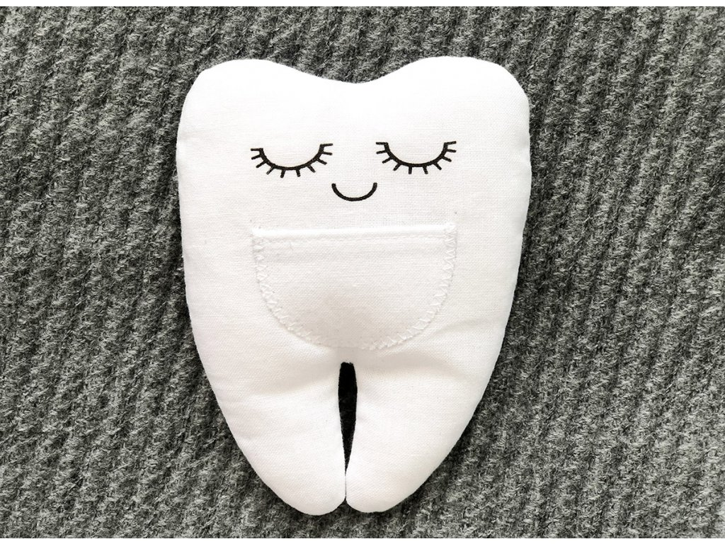 Krabička Toothy pro mléčné zoubky