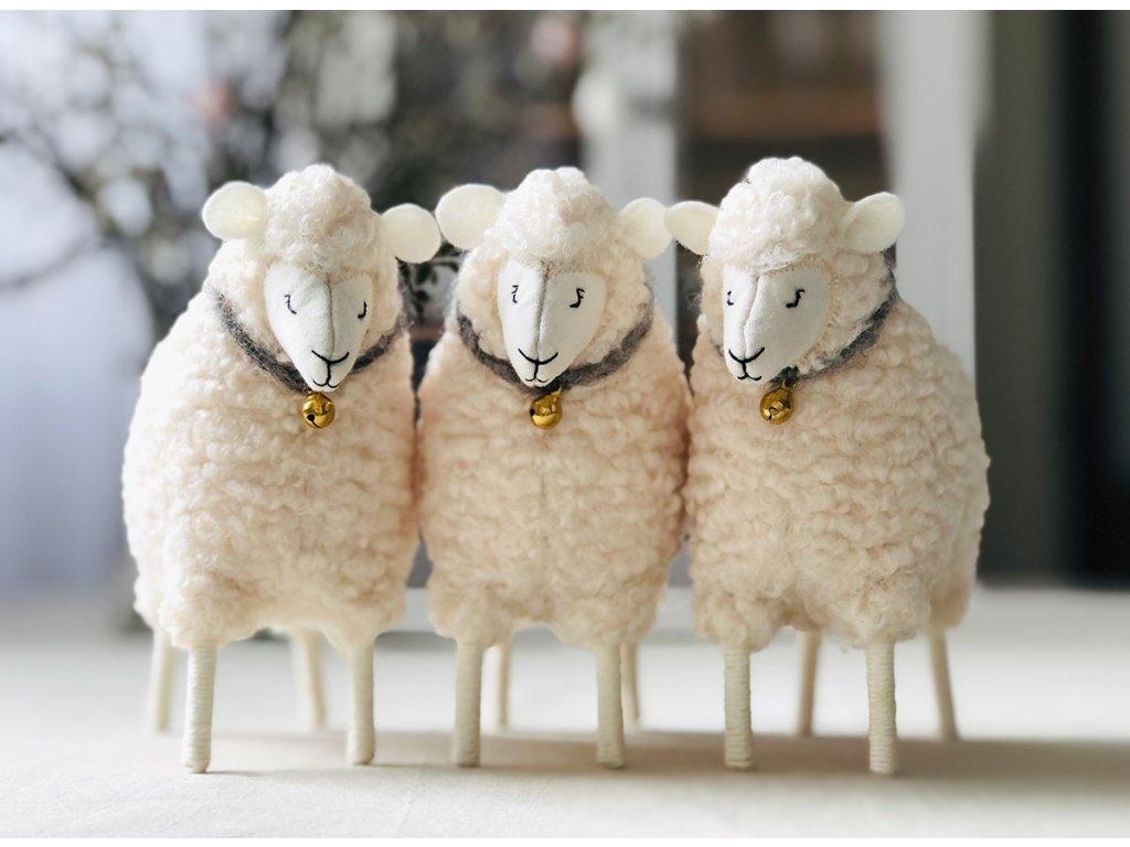 Dekorace ovečka Bella
