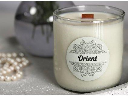 Dekorační vonná svíčka Orient