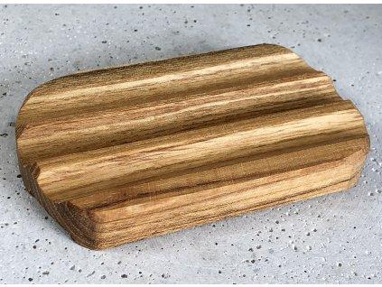 Dřevěná mýdlenka Noelani