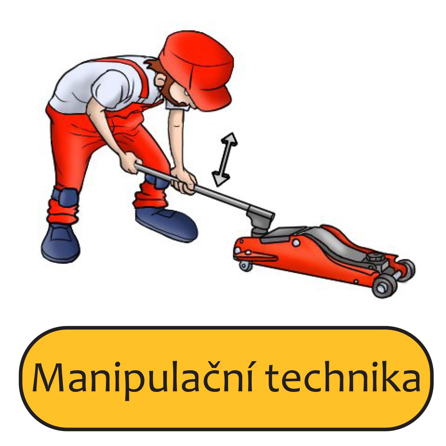 Manipulůační technika