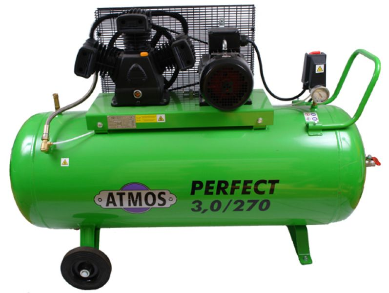 Pístové PROFI kompresory ATMOS