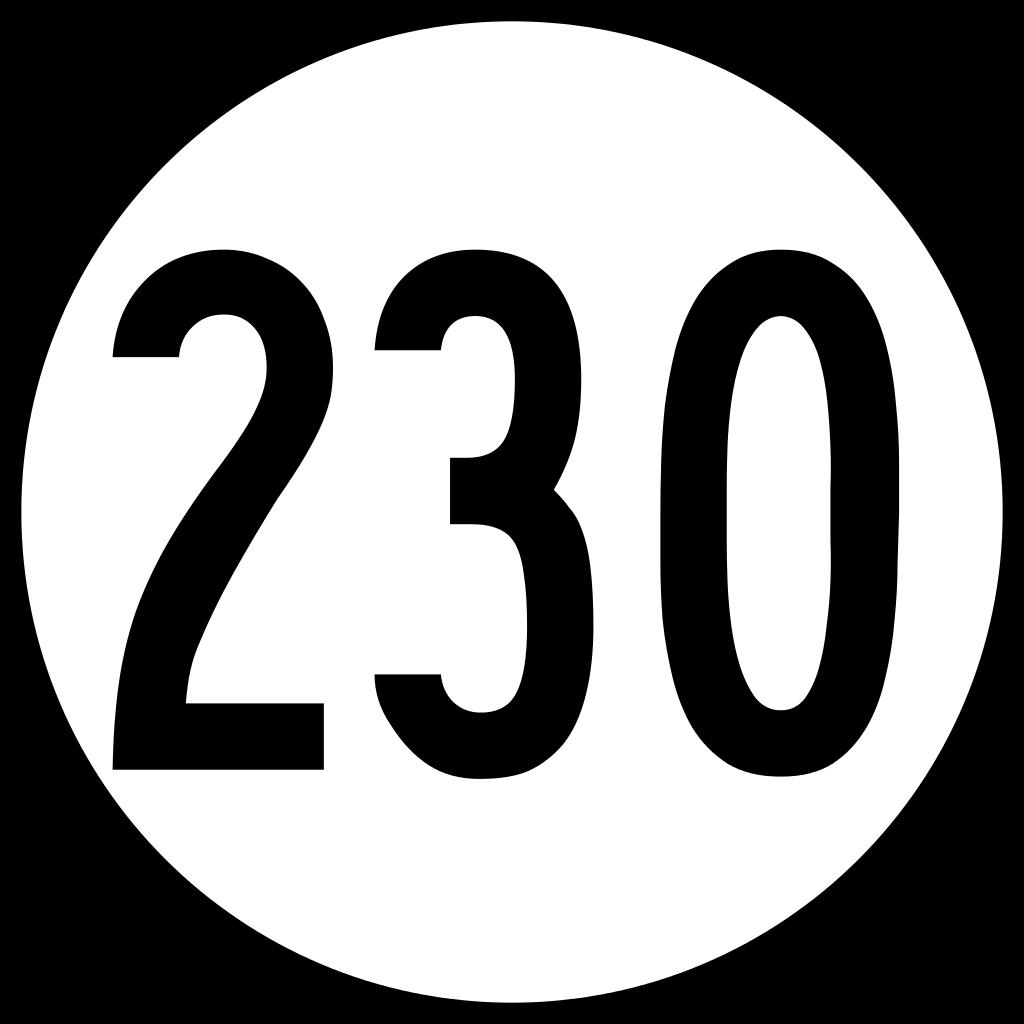 Průměr 230mm
