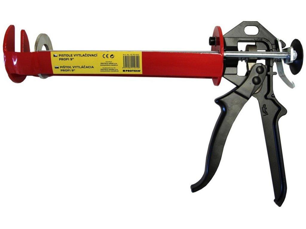 Pistole na tmely a chemické malty 380ml