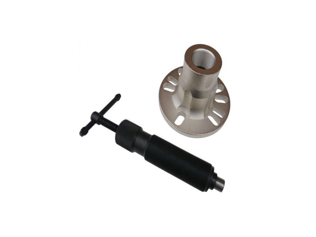 Stahovák nábojů kol, hydraulický, maximální tlak 1