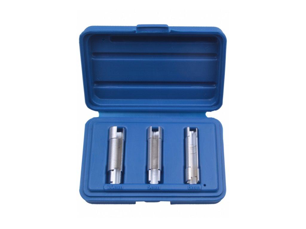 Nástrčné klíče na žhavící svíčky 8, 9, 10 mm, Alfa