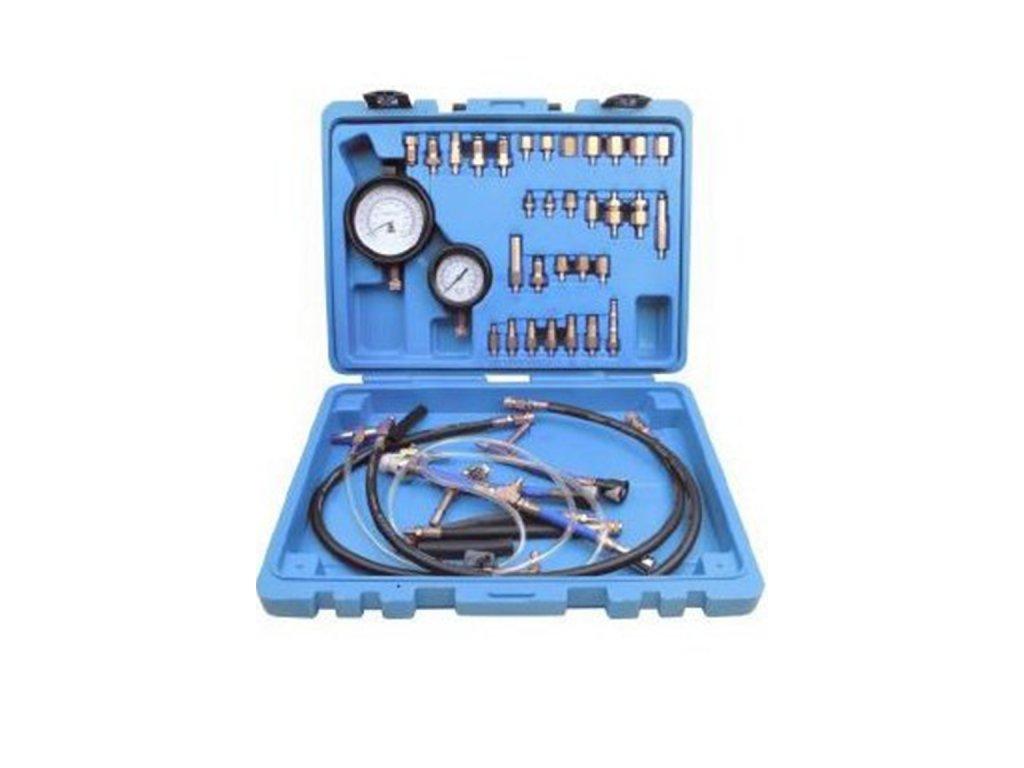 Přístroj pro měření tlaku paliva