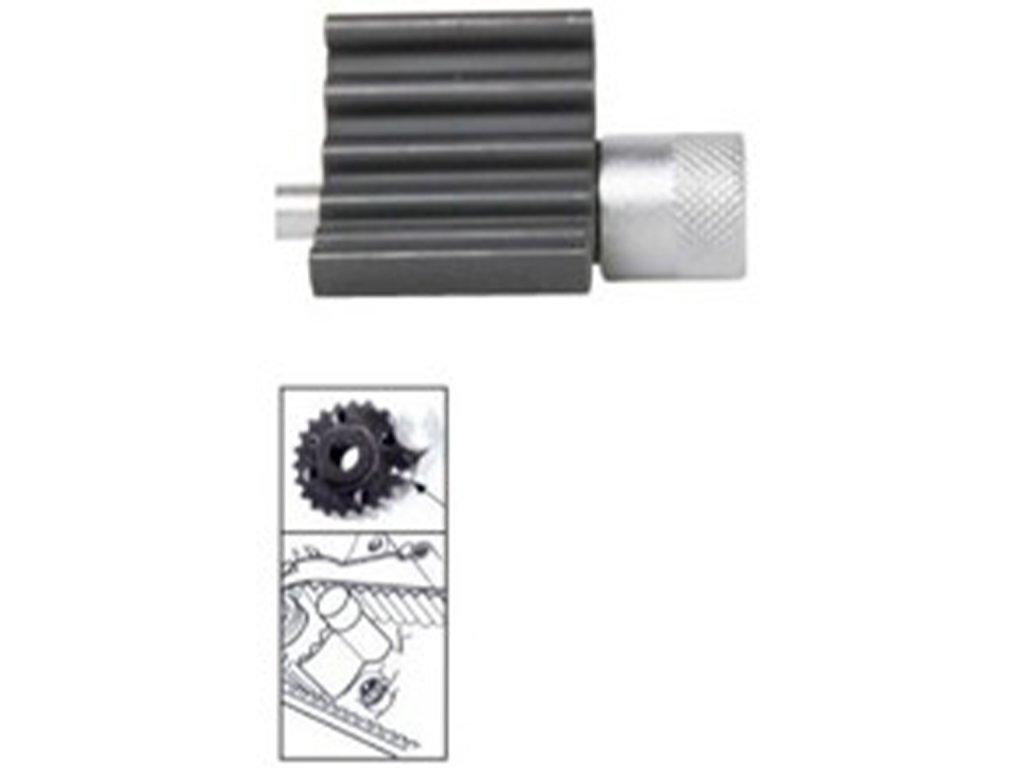 Aretace klikové hřídele VAG motor