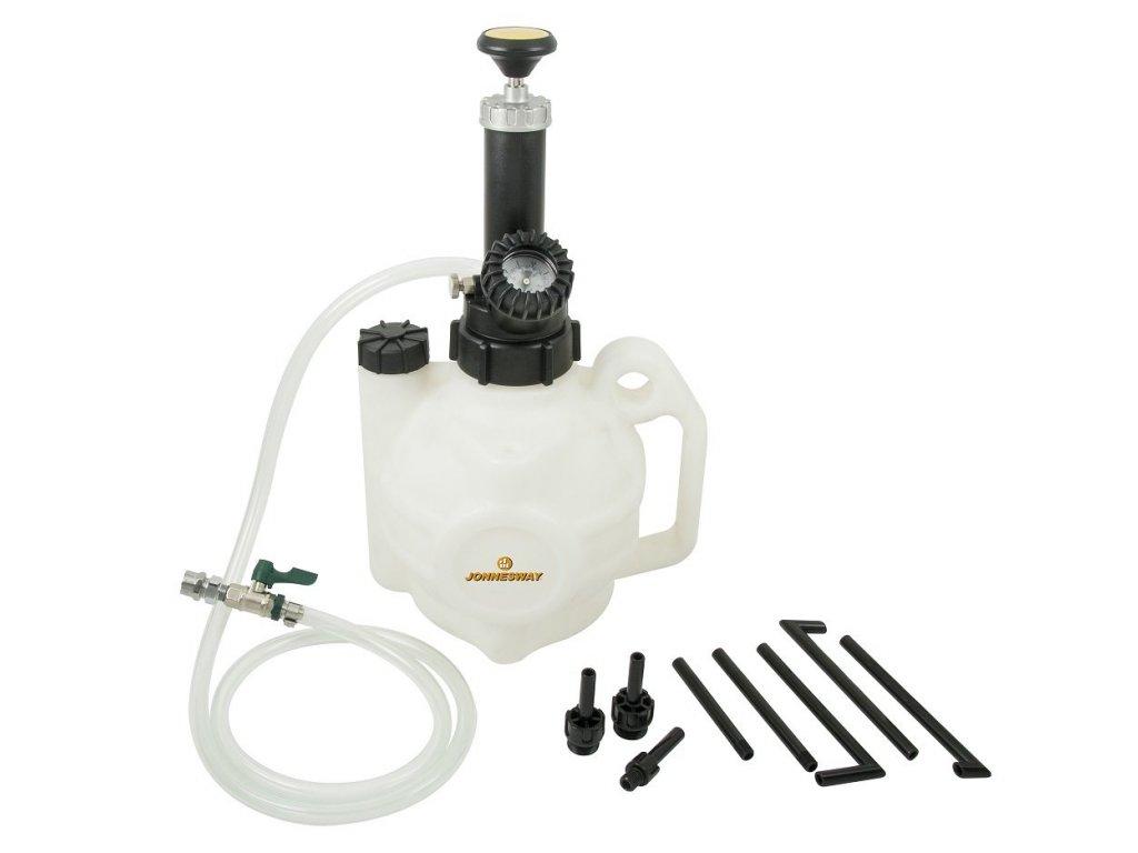 Plnička oleje automatických převodovek