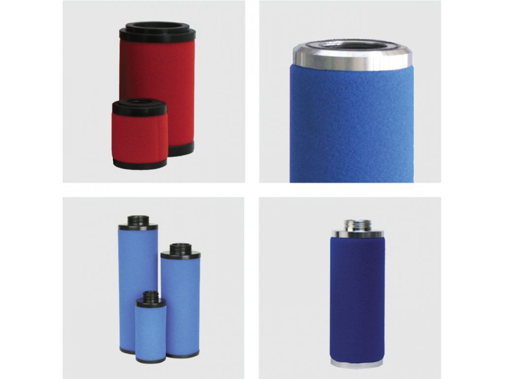 Průmyslová filtrační vložka 6050 pro filtry AF 005
