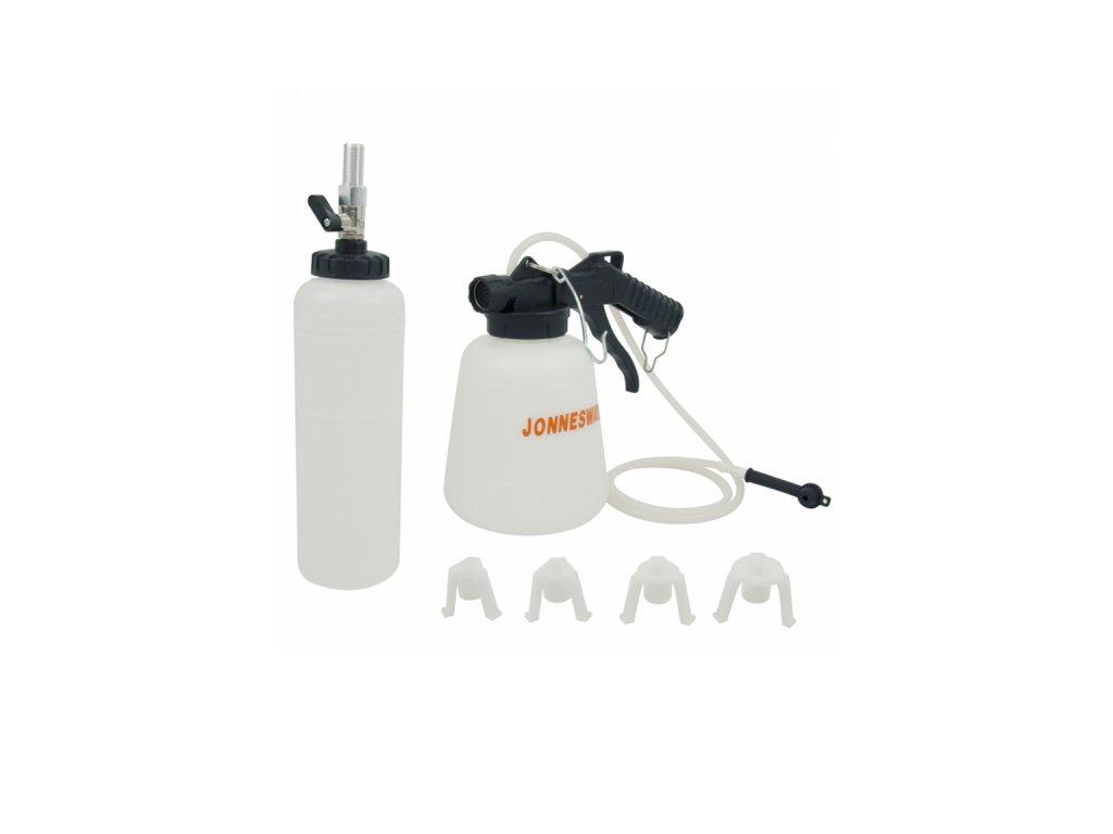 Kvalitní přístroj na výměnu brzdové kapaliny a odv