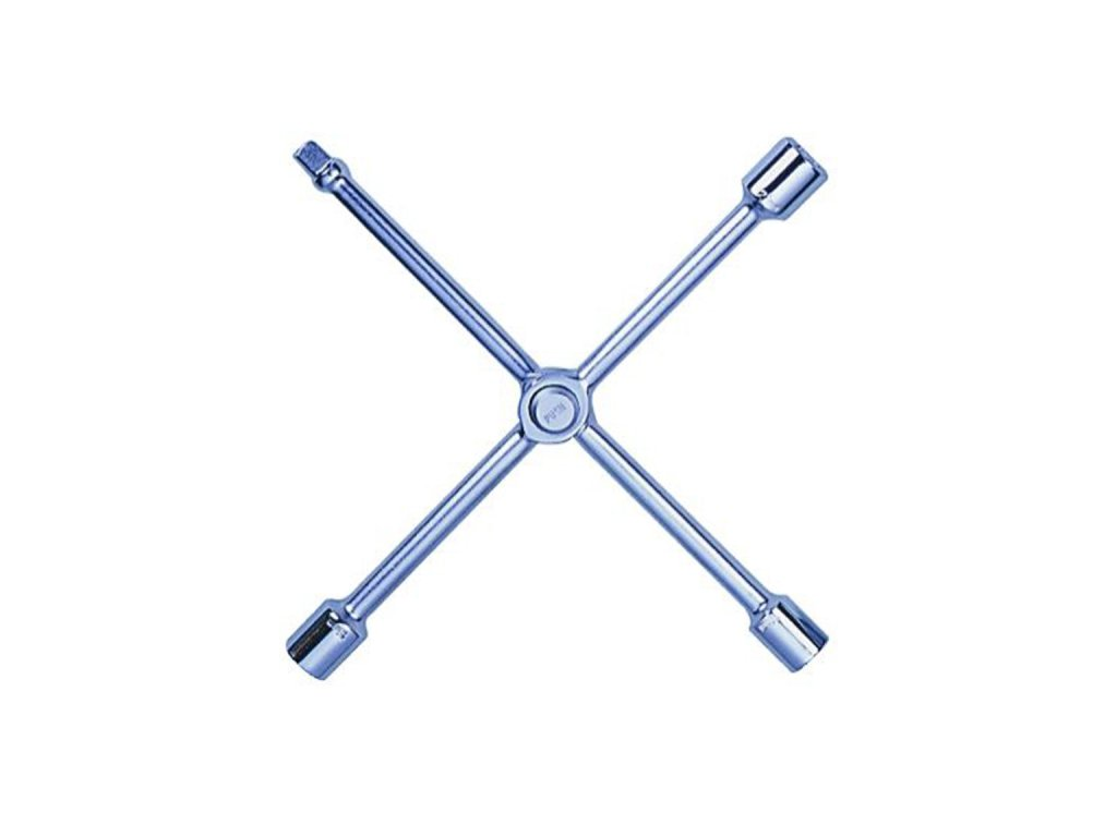 Klíč na kola křížový