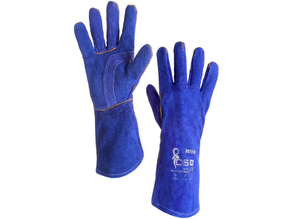 Svářecí rukavice PATON vel. 11