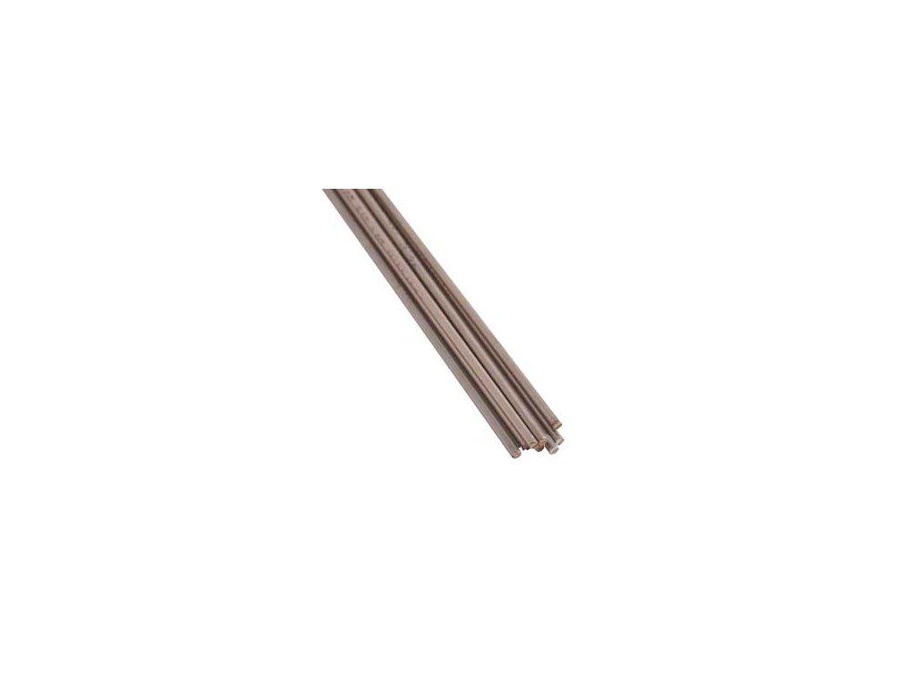 Rothenberger - tyčová pájka stříbrná ROLOT 610, průměr 2 mm,…