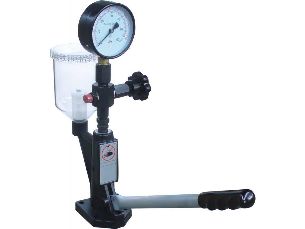 Přípravek pro měření trysek