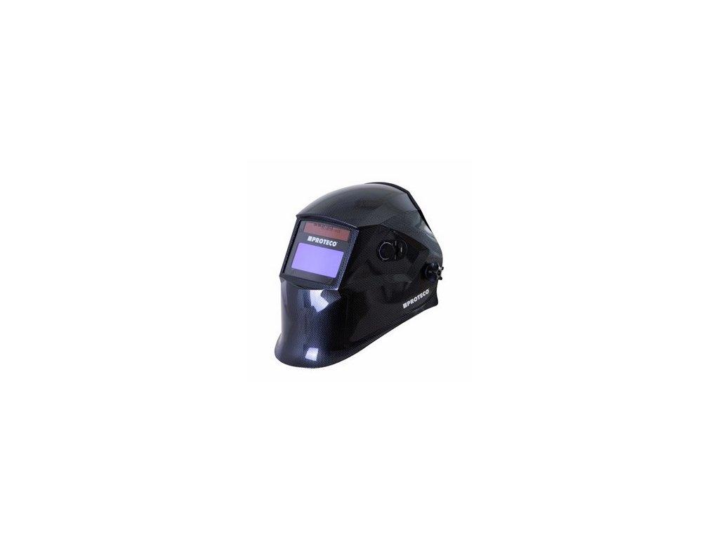 Kukla svářečská samostmívací P800E s karbonovým potiskem