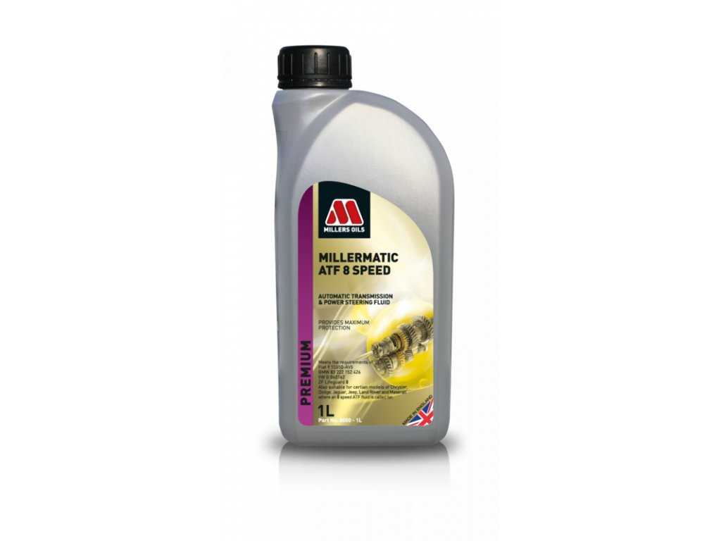 Millermatic ATF 8 Speed 1
