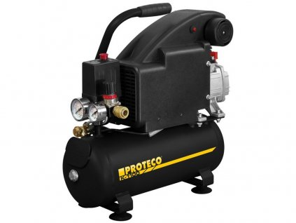 Kompresor PROTECO 1.1kw s nádobou 8L