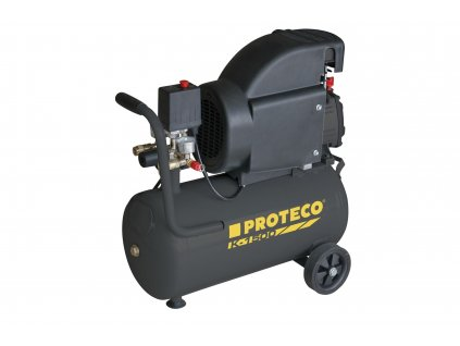 Kompresor PROTECO 1.5kw s nádobou 24L